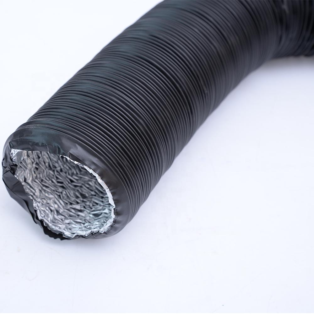 2021 Newest Popular 8 Inch Plastic Hose Air Duct Flexible PVC Ventilation Pipe