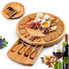 Round cheese board 4