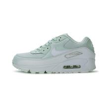 NIKE AIR MAX 90 LE Для женщин обувь для бега; женская Демисезонная обувь из пропускающего воздух материала на шнуровке амортизацию низкие кроссовк...(Китай)