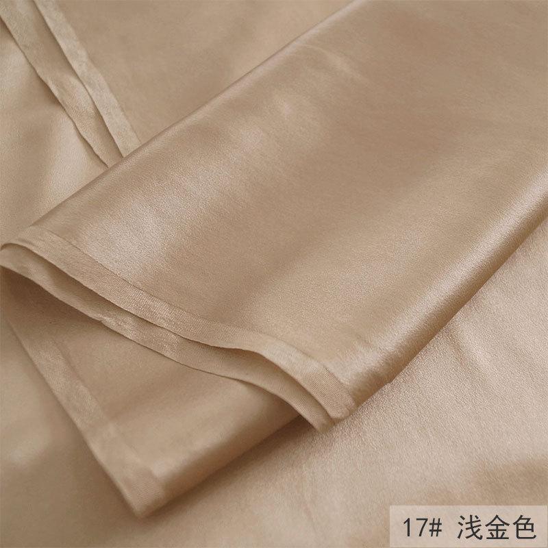 16mm/19mm/22mm/30mm 6A Grade 100% mulberry silk fabric