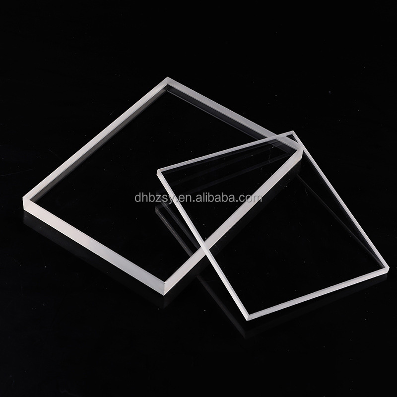 High permeability quartz glass protective sheet for low ozone ultraviolet disinfection of ultraviolet disinfection lamp