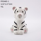 Gifts Hotel Promotional Novelty Gifts 4 Color Ceramic Tiger For Promotional Gifts Hotel And Restaurant