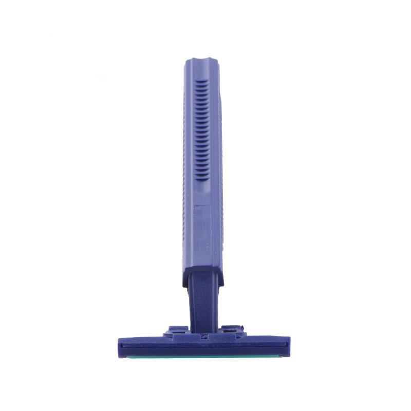 Горячая продажа Мужская бритва одноразовая 5 шт резиновая ручка Безопасная бритва
