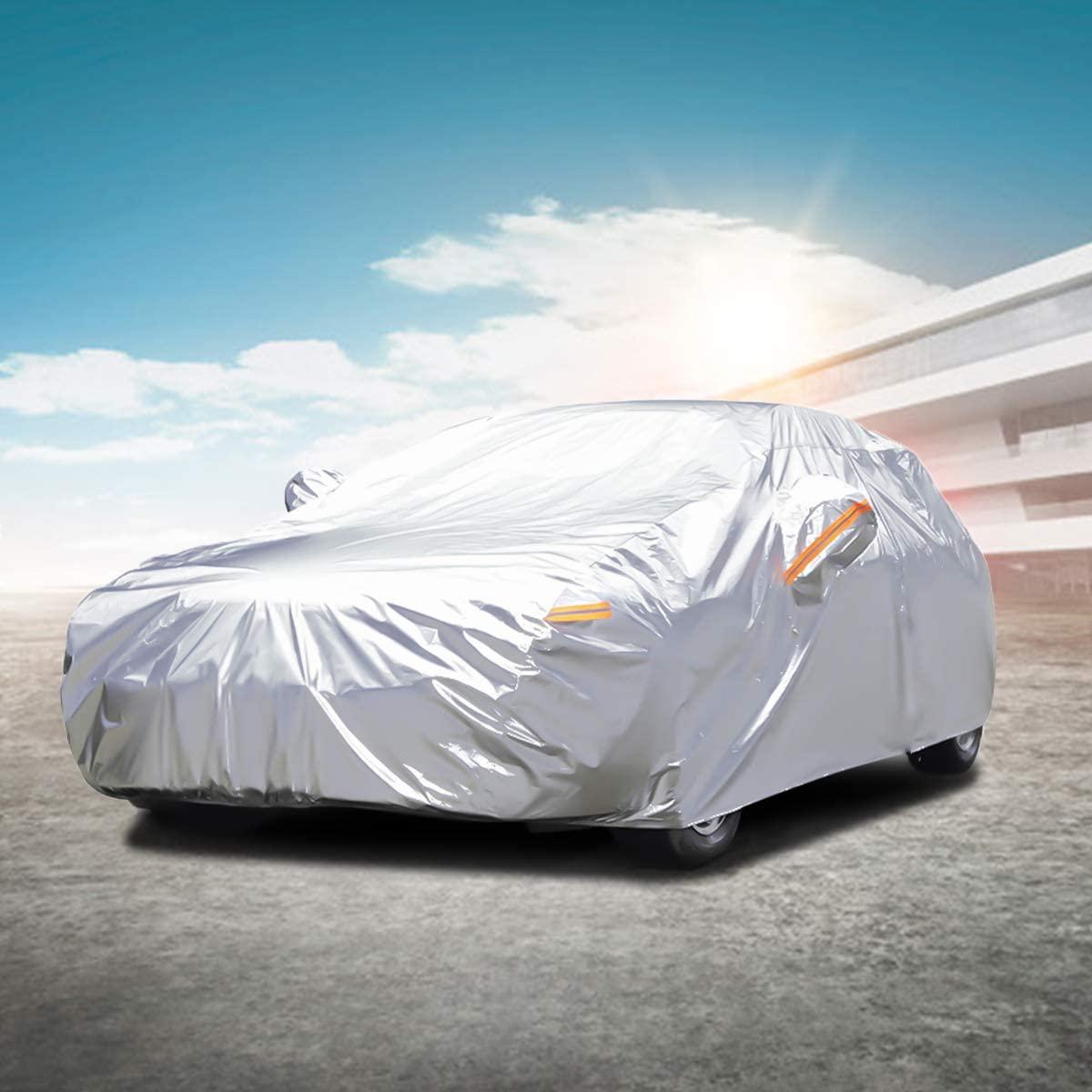 Высококачественный изготовленный на заказ дешевый полный Корпус Водонепроницаемый Автоматический чехол для кузова автомобиля