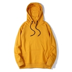Hoodies French Terry Hoodies High Quality Low MOQ French Terry Plain Women Blank Hoodies