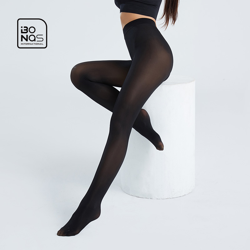 Bonas Women Shaping Unbreakable Sheer Tights Indestructible Strong Stretch Pantyhose Tights