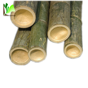 High Quality Natural Raw Bamboo Poles Construction Sale