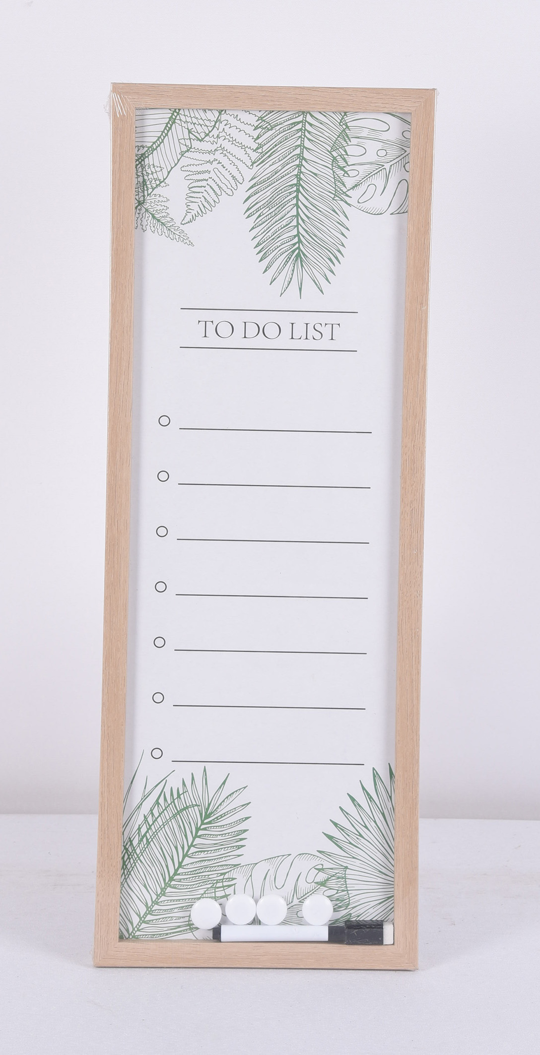Customized Cheap Dry Erase Magnetic Writing Board Magnetic Weekly Planner