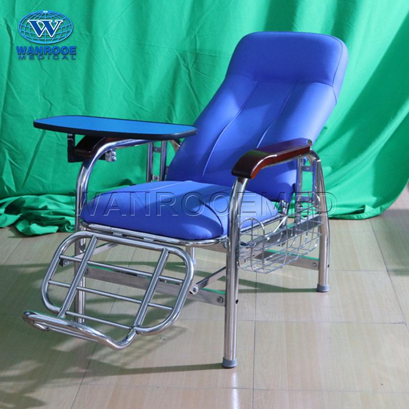 BHC003S больница полулежа мобильный фильтрующий элемент для переливания крови для дивана Recliner Характеристическая вязкость полимера кресло для проведения инфузий