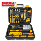 Tool House Hot Selling 138pcs Hand Tool Set For House Repairing With Plastic Box