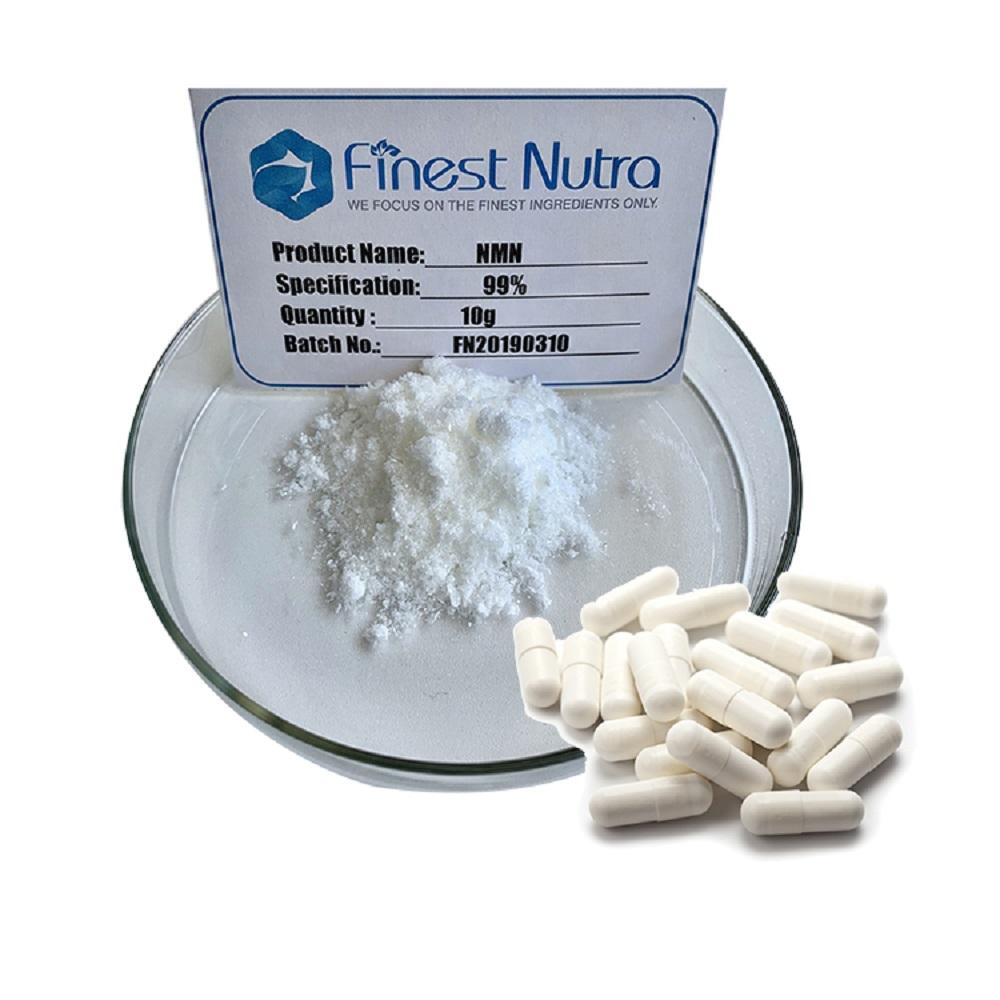Антивозрастной порошок NMN никотинамид мононуклеотид