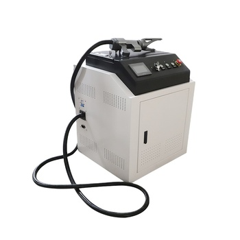 Green technology laser cleaning machine rust removal laser metal cleaning equipment