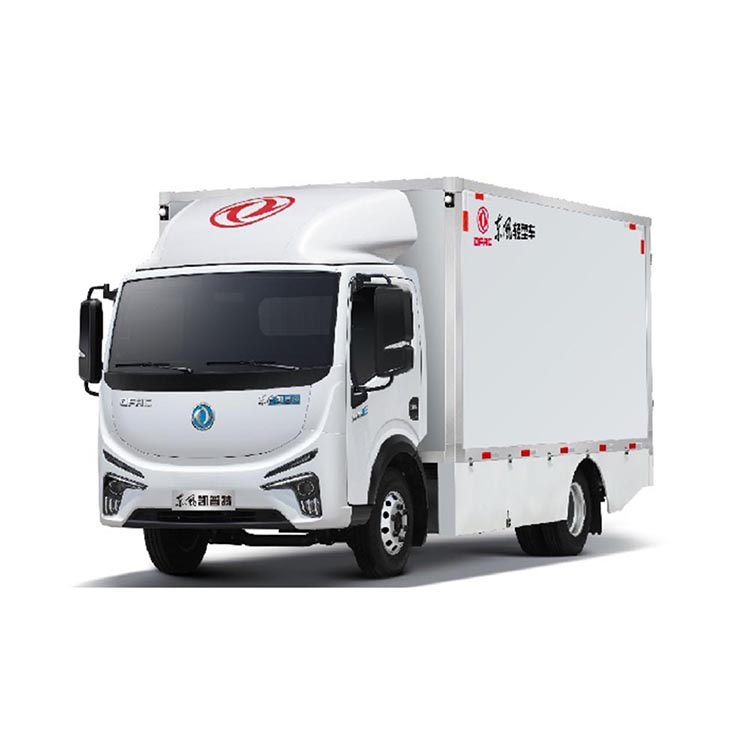 Original electronic components 4x2 drive mode automatic transmission no emission electric van brand new cargo truck