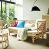 3 seater sofa: L190cm