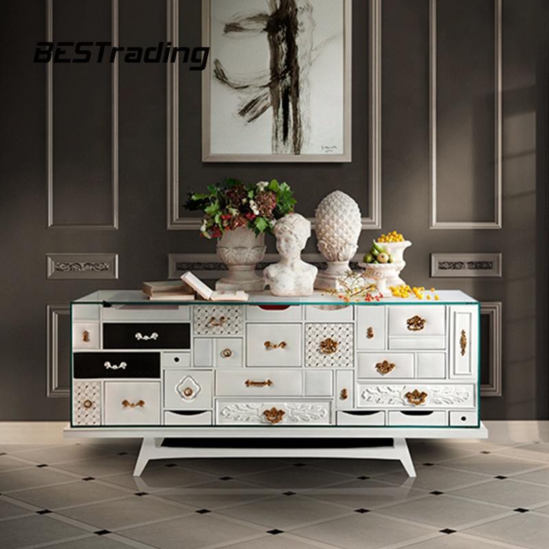Antique furniture china cabinets showcase cabinet