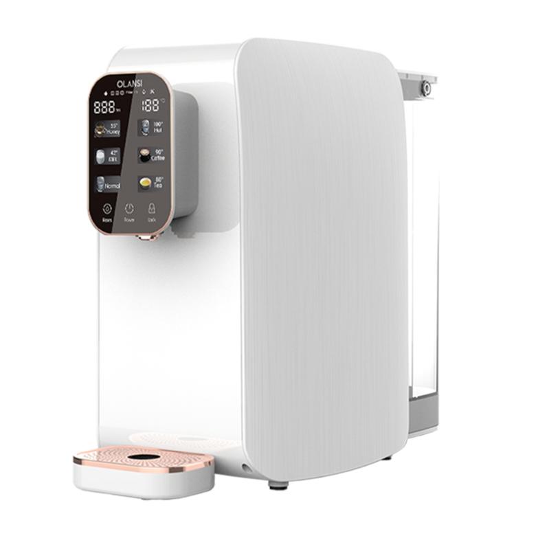 Home Office Household water dispenser ice maker Reverse Osmosis Korea RO counter top water dispenser