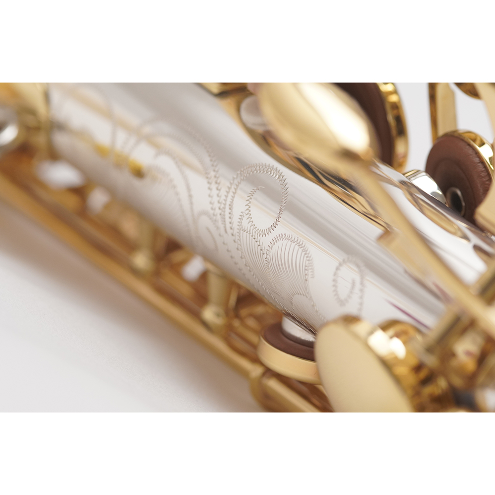 Professional mouthpiece soprano alto saxophone made in Japan