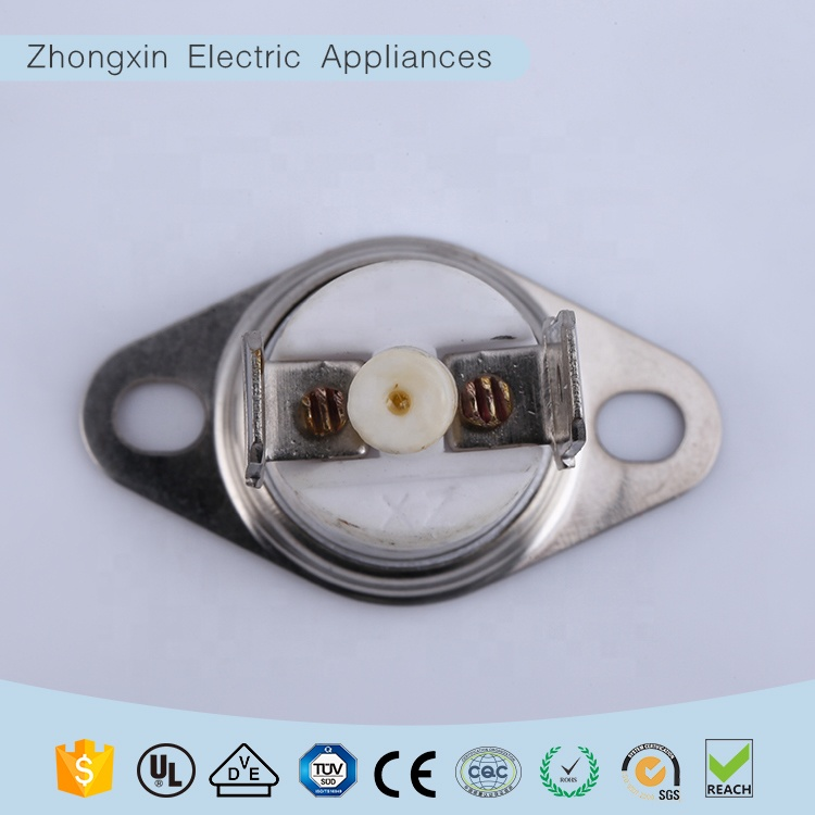 2021 Top quality famous brand practical snap action bimetal thermostat