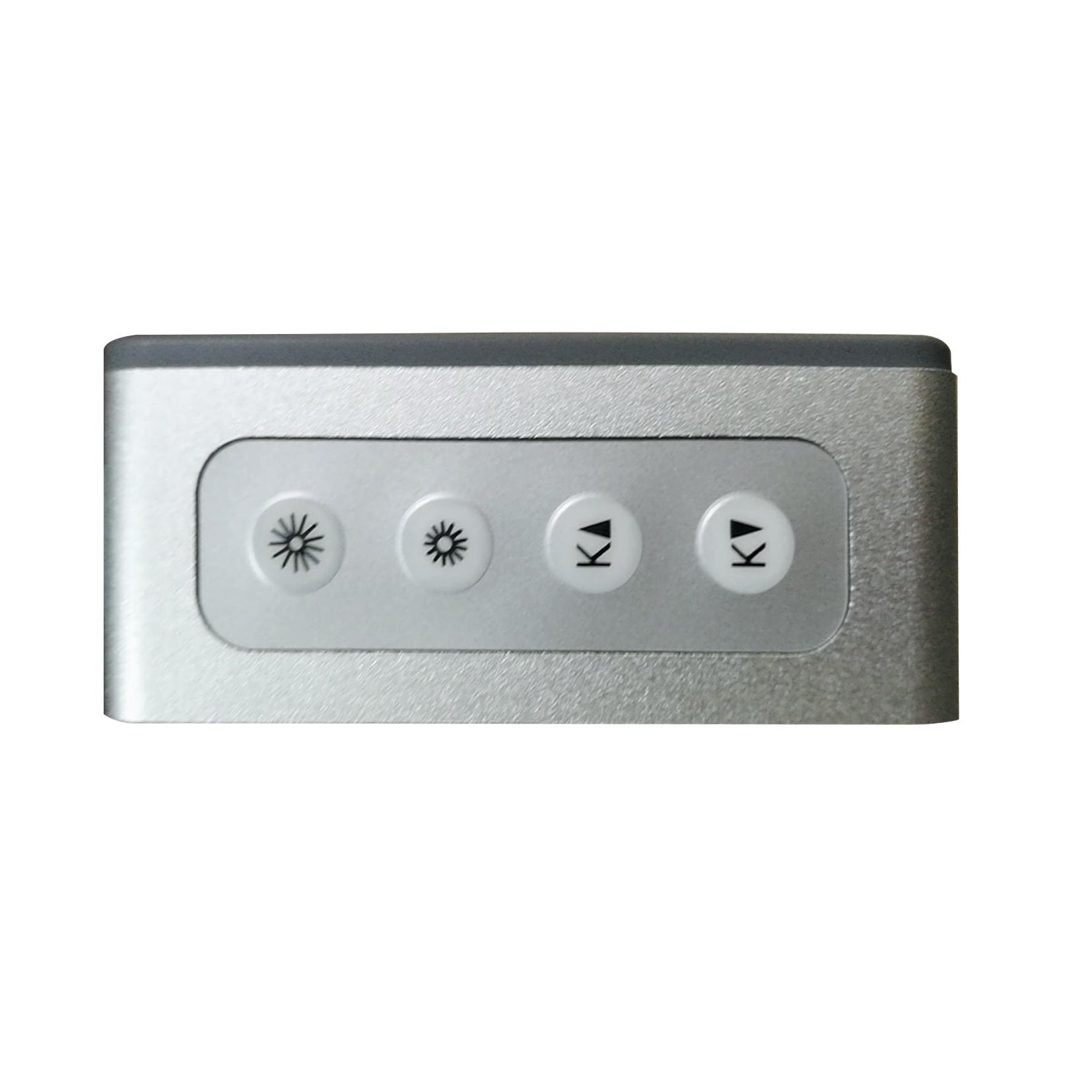 Светодиодный кольцевой светильник 48 Вт 3000-6000K с двумя гибкими ручками для макияжа/фотографии/фотографий/студии/видео/телефона/камеры