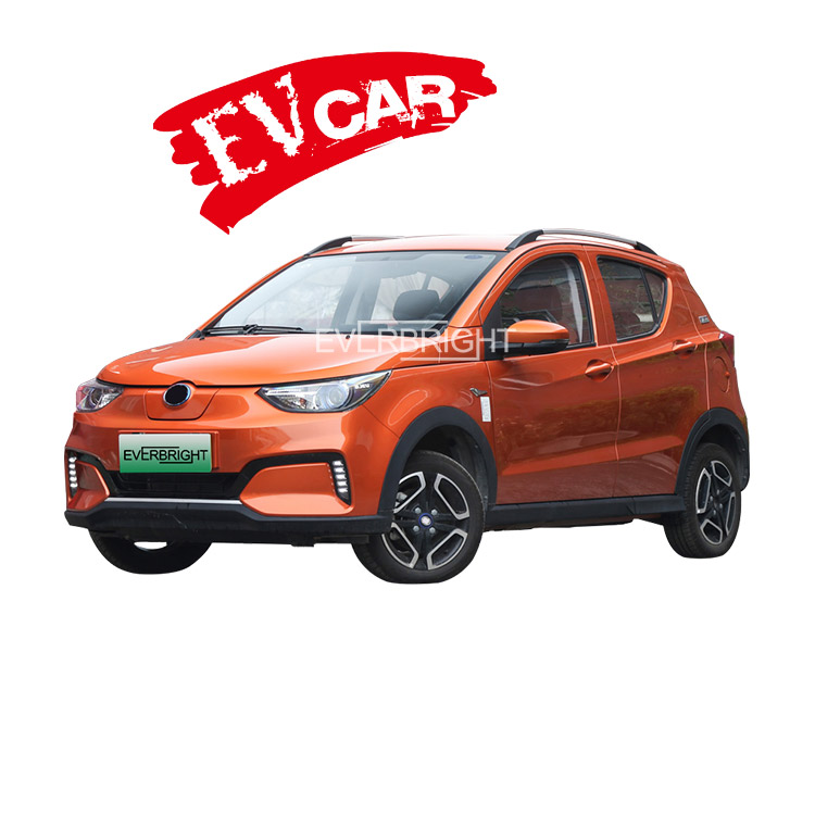 Chinese 4 Wheel New Car high speed Electric SUV Car  hot Sale cheap price  five seats