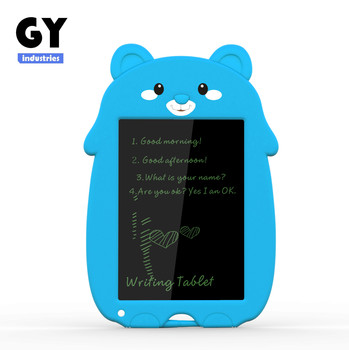 Custom notepads wholesale LCD writing tablet 9 inch portable writing tablet Kids Educational Digital Graphic Drawing Tablet