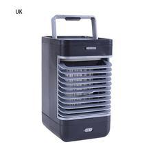 Портативный кондиционер, беспроводной кулер, мини-вентилятор, увлажнитель, система, офисный мини-кулер, низкий уровень шума, прочный водяно...(Китай)
