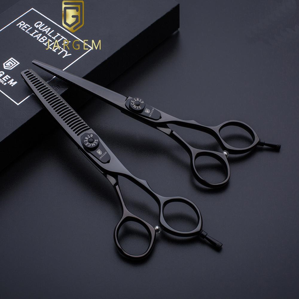 Большой парикмахерский набор ножниц 5,5 дюйма ножницы для стрижки волос филировочные ножницы из японской стали