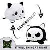 Night shine cat