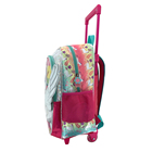 School 2020 New Products Unicorn 3D Travel Trolley Bags Trolley Backpacks For School