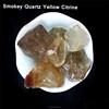 smokey quartz yellow citrine