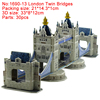 1690-13 London Twin Bridges