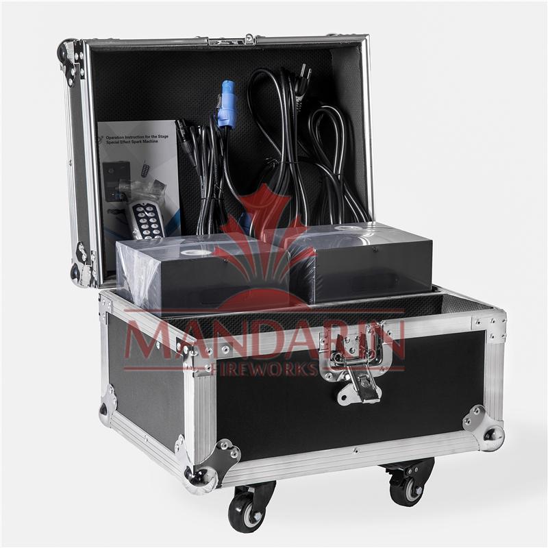 Пиротехника Liuyang DMX, машина для огнеупорных работ 2020, машина для фейерверков