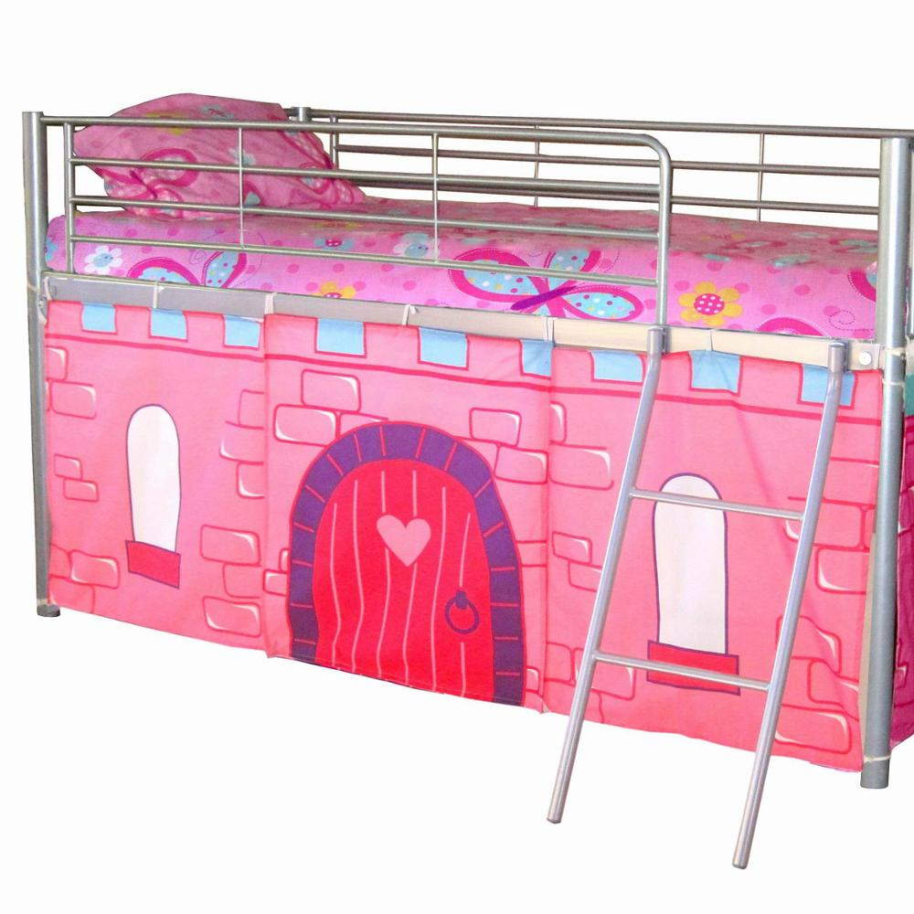 2021 Lovely Cheap Kids Bunk Bed With Slide Sale At Low Price/ Bunk