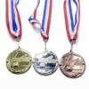 Gold, silver, copper