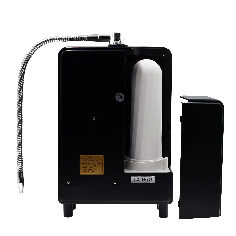 Ионизатор щелочной/водородной воды нового дизайна с 9 пластинами