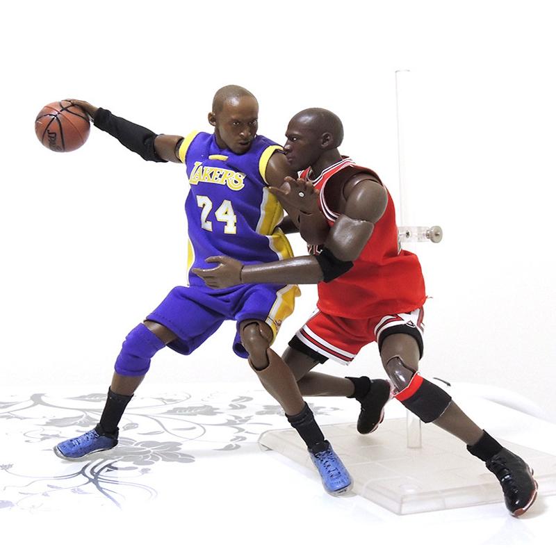 Oem Custom No.24 Curry Lebron James Mjl Jordan Kobe Bryant Action ...