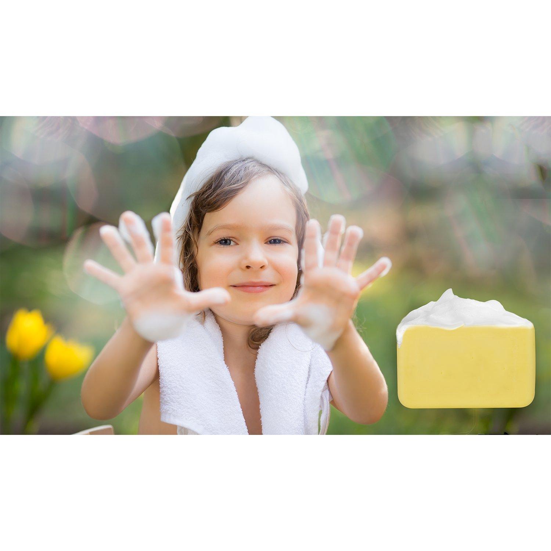 Натуральное органическое травяное эфирное масло, мыло, Отбеливающее туалетное мыло ручной работы для удаления акне, глубокое очищение кожи лица, уход за волосами, ванночка