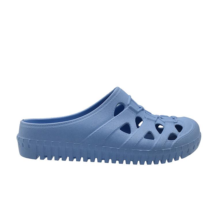 Hot Sales Unisex Garden Shoes Soft Rubber Eva Clog Anti-Skid Sandal