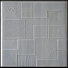 3D наклейки на стену, толстая стена для гостиной, спальни, украшение комнаты, имитация кирпичного узора, индивидуальная креативная защита от ...(Китай)