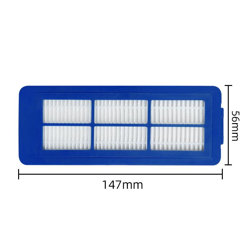 Сменные детали для робота-пылесоса Eufy Robovac G10, моющаяся ткань для швабры, основная и боковая щетки, hepa фильтр