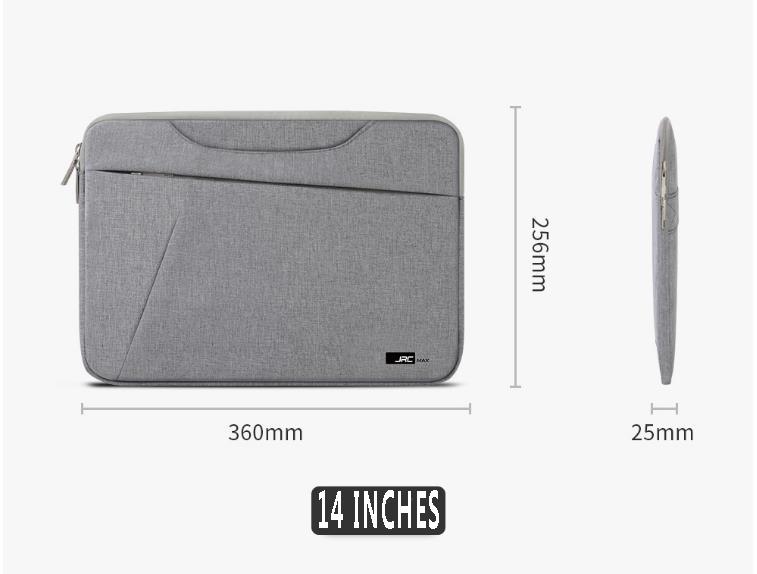 New Business design laptop briefcase bag fashionable laptops bag 15 inch waterproof for men