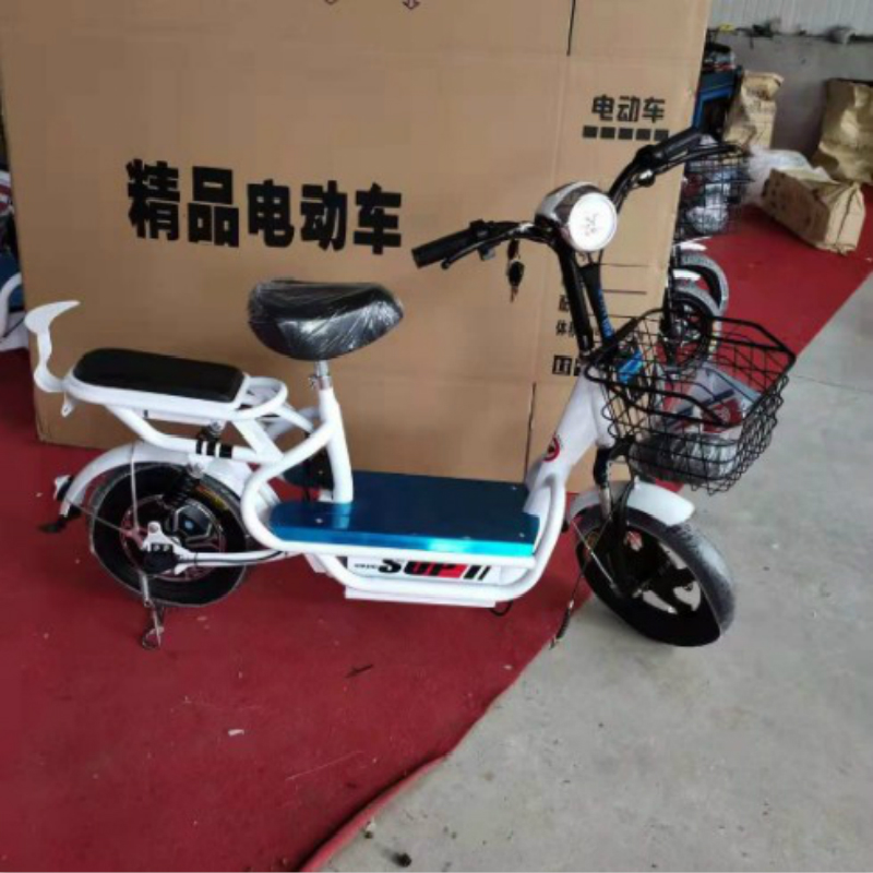 Велосипед электрический Тяньцзинь для взрослых, 14 дюймов, 48 В, 12 Ач, 2019 Вт, с педалью, 350