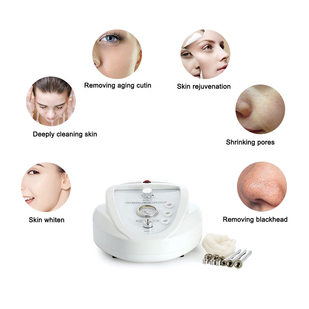YanYi портативный аппарат для микродермабразии кожи, аппарат для алмазной микродермабразии для салона