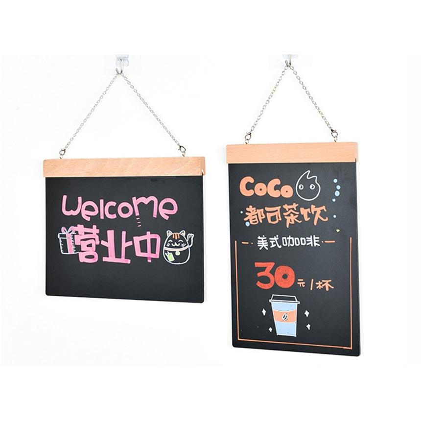 Custom Printed Wooden Advertising Blackboard - Yola WhiteBoard | szyola.net