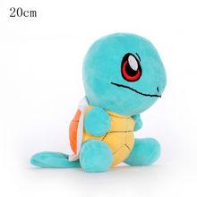 Новый 41 стиль Такара томия Покемон Пикачу мягкая игрушка Сквиртл хобби аниме плюшевые куклы игрушки для детей подарок на Рождество(Китай)