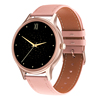 Pink+ Leather Strap
