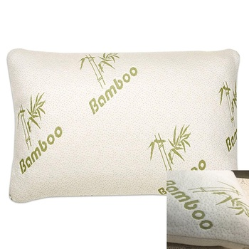 Amazon alternative pillow for bedding down alternative memory foam bamboo shreaded foam pillow