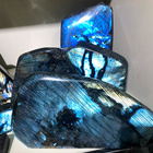 Top Quality Natural Polished Labradorite Stone for Gift Labradorite Rough For Sale