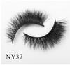 3D mink lash---NY 37