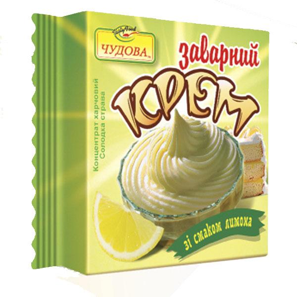 Кондитерские смешивания с ванильным вкусом сковорода крема